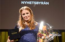Hannah Modigh vinner TT:s Stora Fotopris