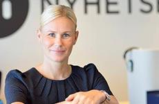 Lotta Lindborg ny försäljningschef på TT Nyhetsbyrån